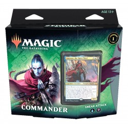 Zendikar Rising - Commander Deck 1 - Sneak Attack