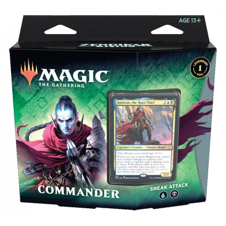Zendikar Rising - Commander Deck 1