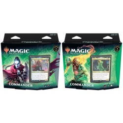 Zendikar Rising - Commander Decks - Set of 2