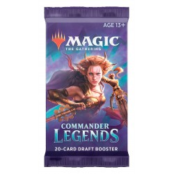 Commander Legends - Booster Pack