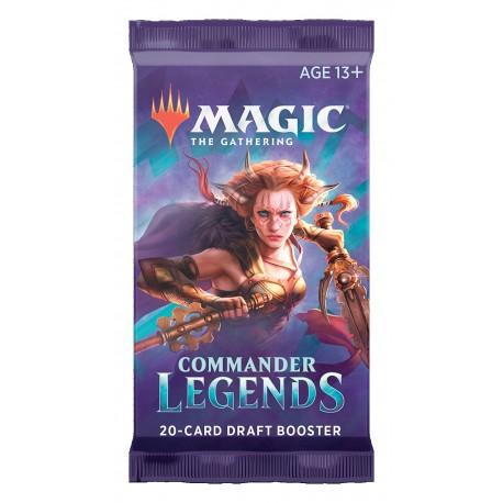 Commander Legends - Booster Pack
