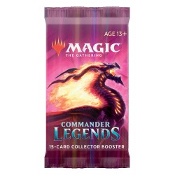 Commander Legends - Collector Booster