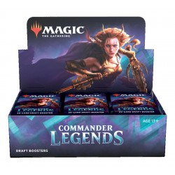 Commander Legends - Draft Boosters Box