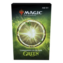 Commander Collection: Green (EN)