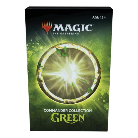 Commander Collection: Green (EN)
