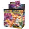 Pokémon - Épée et Bouclier - Ténèbres Embrasées - Boîte de 36 Boosters (FR)