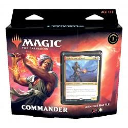 Commander Légendes - Deck Commander 1