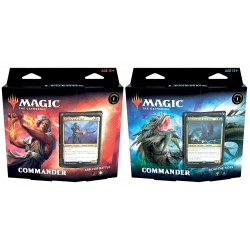Commander Legends - Set of 2 Commander Decks