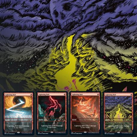 Secret Lair Drop Series: Mountain, Go (EN)