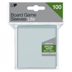 Ultra Pro - Lite Board Game Sleeves 69mm x 69mm