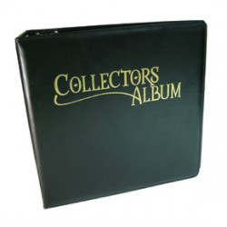 Dragon Shield - 3-Ring Binder - Collectors Album - Black