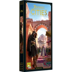 7 Wonders : Cities - Extension - Nouvelle édition (FR)