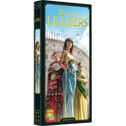 7 Wonders : Leaders - Extension - Nouvelle édition (FR)