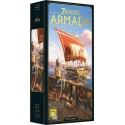 7 Wonders : Armada - Extension - Nouvelle édition (FR)