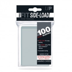 Pro-Fit Side Load Ultra Pro Sleeves (x100)