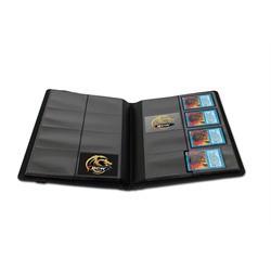 8 Pocket Playset BCW Portfolio Black