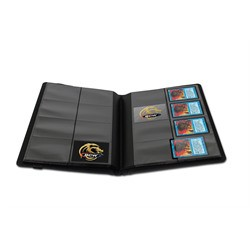 Portfolio 8 Cases Playset BCW Noir
