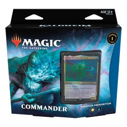 Kaldheim - Commander Deck 1 - Phantom Premonition (WU)