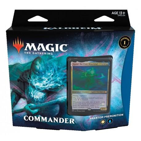 Kaldheim - Commander Deck 1 - Phantom Premonition (WU)