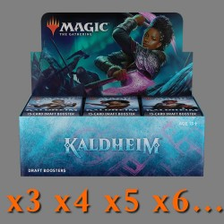 Kaldheim - Draft Booster Box (x3 or more)