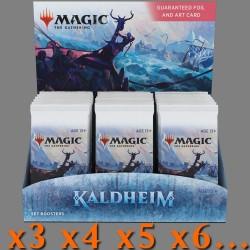 Kaldheim - Boîte de Boosters d'Extension (x3 ou Plus)