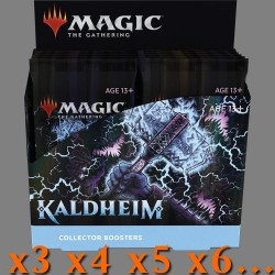 Kaldheim - Collector Booster Box (x3 or More)