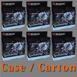 Kaldheim - Case of 6 Collector Booster Boxes