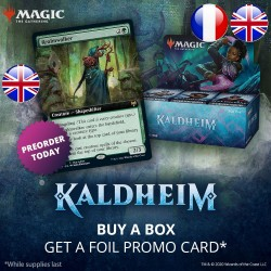 Kaldheim - Draft Booster Box with Buy-a-Box Card