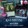 Kaldheim - Collector Booster Box with Buy-a-Box Card