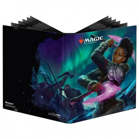 Ultra Pro - Magic Pro-Binder - 9-Pocket - Kaldheim