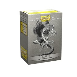 Dragon Shield - 100 Protège-cartes Standard - Matte Art Sleeves - Fenrir