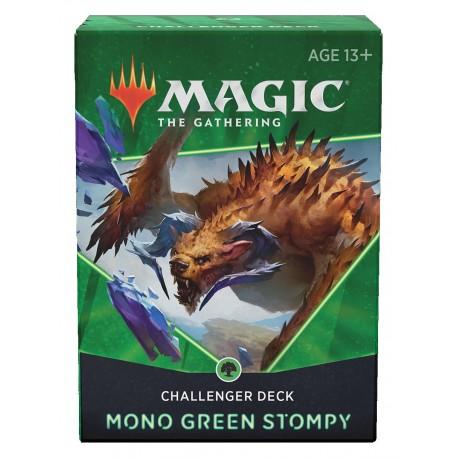 Challenger Deck 2021 - Mono Green Stompy