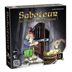 Saboteur 2 - Les mineurs contre-attaquent (FR)