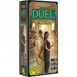 7 Wonders Duel : Agora (FR)