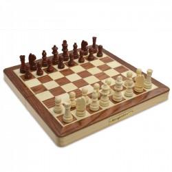 Kasparov - Jeu d'échecs - 29cm (Plateau Pliable)
