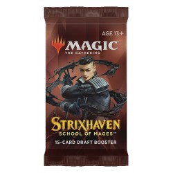 Strixhaven: School of Mages - Draft Booster