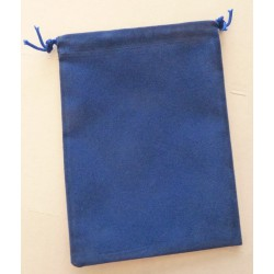 Chessex Small Dice Bag Blue Suede