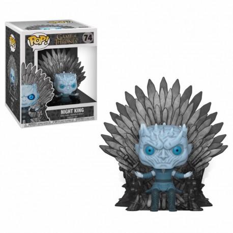 Funko Pop - Game of Thrones - Night King on Iron Throne (15cm)