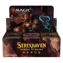 Strixhaven : l'académie des mages - Boîte de Boosters de Draft
