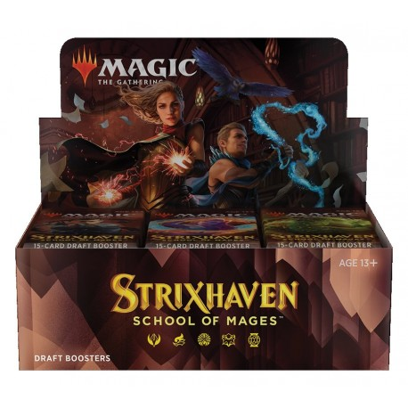 Strixhaven: School of Mages - Draft Booster Box