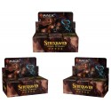 Strixhaven: School of Mages - 3 Draft Booster Boxes