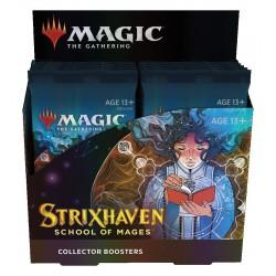 Strixhaven : l'académie des mages - Boîte de Boosters Collector