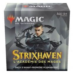 Strixhaven : l'académie des mages - Pack d'Avant Première (FR)