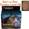 Strixhaven: School of Mages - Collector Booster Box and Buy-a-Box Card