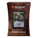 Strixhaven: School of Mages - Commander Deck 1 - Silverquill Statement (WB)