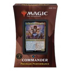 Strixhaven : l'académie des mages - Deck Commander 2 - Représentation de Prismari (UR)