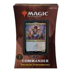 Strixhaven: School of Mages - Deck Commander 2 - Prismari Performance (UR)