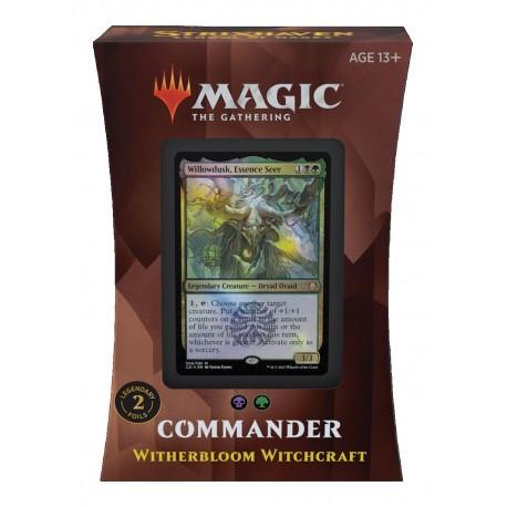 Strixhaven: School of Mages - Deck Commander 3 - Witherbloom Witchcraft (BG)