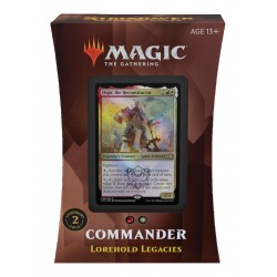 Strixhaven: School of Mages - Deck Commander 4 - Lorehold Legacies (WR)
