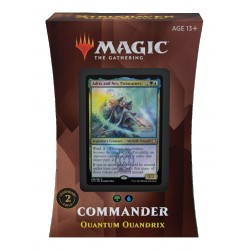 Strixhaven: School of Mages - Commander Deck 5 - Quantum Quandrix (UG)